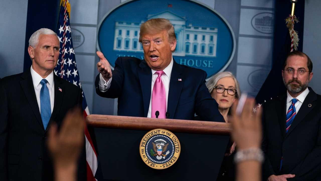 White House Hopefuls Target Trump On Coronavirus Response