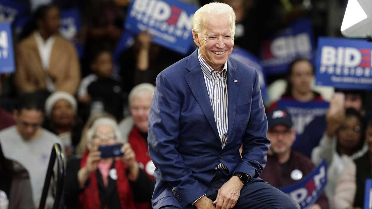 Biden Wins South Carolina, Hopes For Super Tuesday Momentum