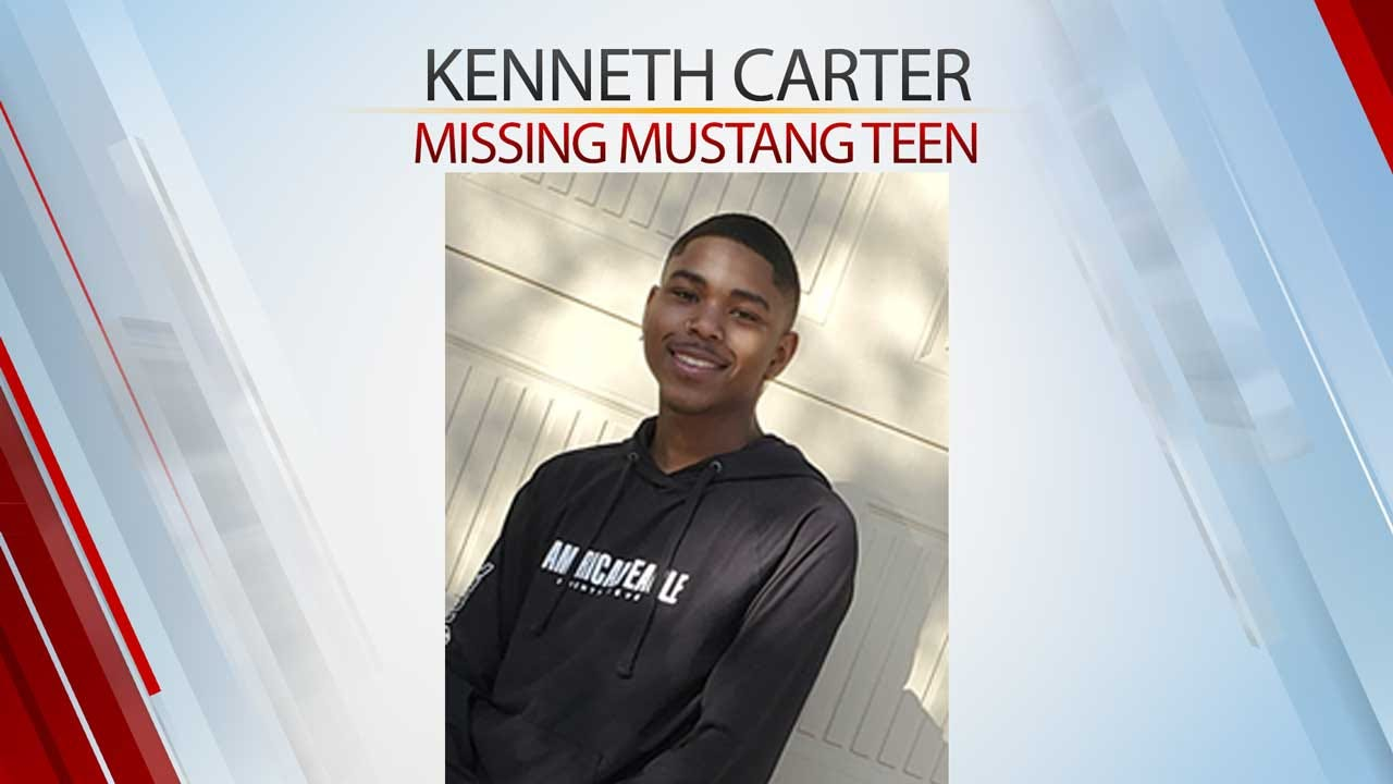 Missing Teenager Reported In Mustang