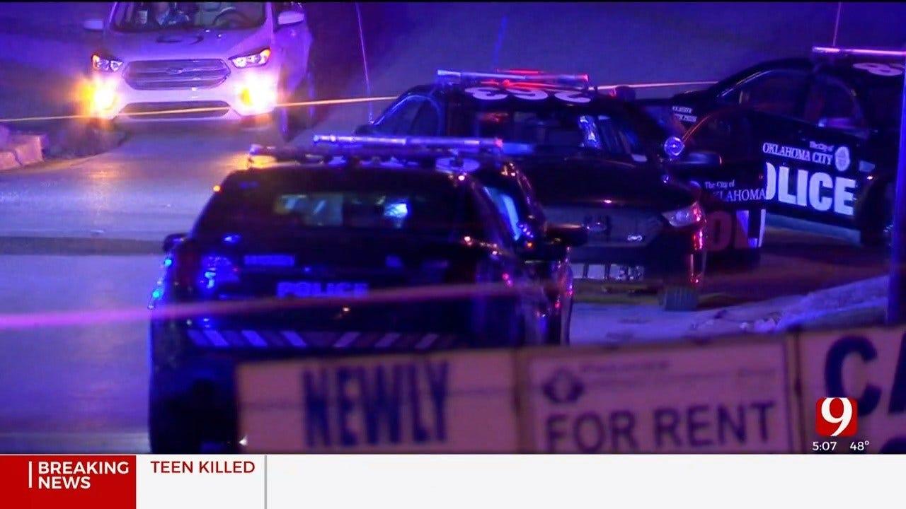 Police Identify 1 Killed, 2 Injured In NE OKC Shooting; No Arrests Made