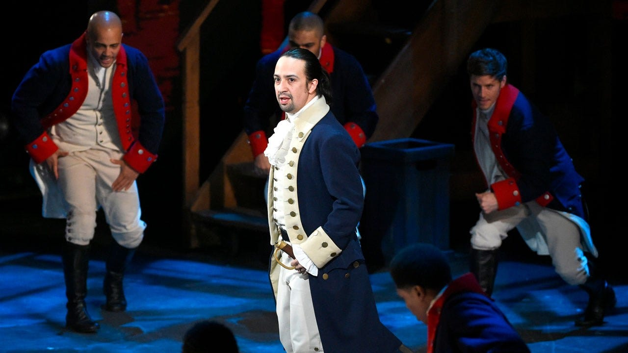 A 'Hamilton' Movie Is Coming To Theaters With The Original Broadway Cast