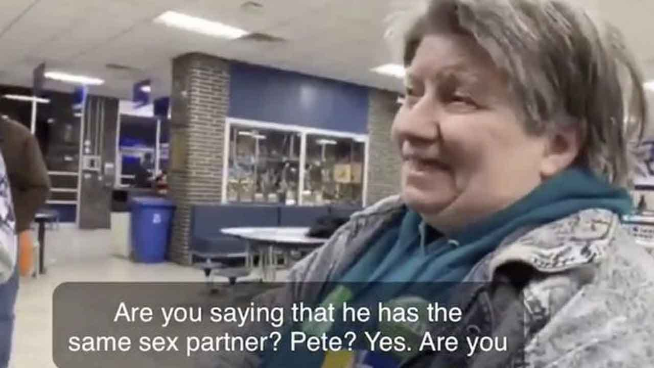 Video Shows Iowa Caucus-Goer Trying To Change Her Vote After Learning Pete Buttigieg Is Gay