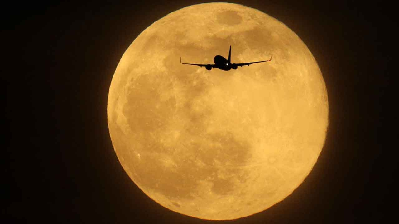 Supermoon Will Illuminate The Night Sky This Weekend