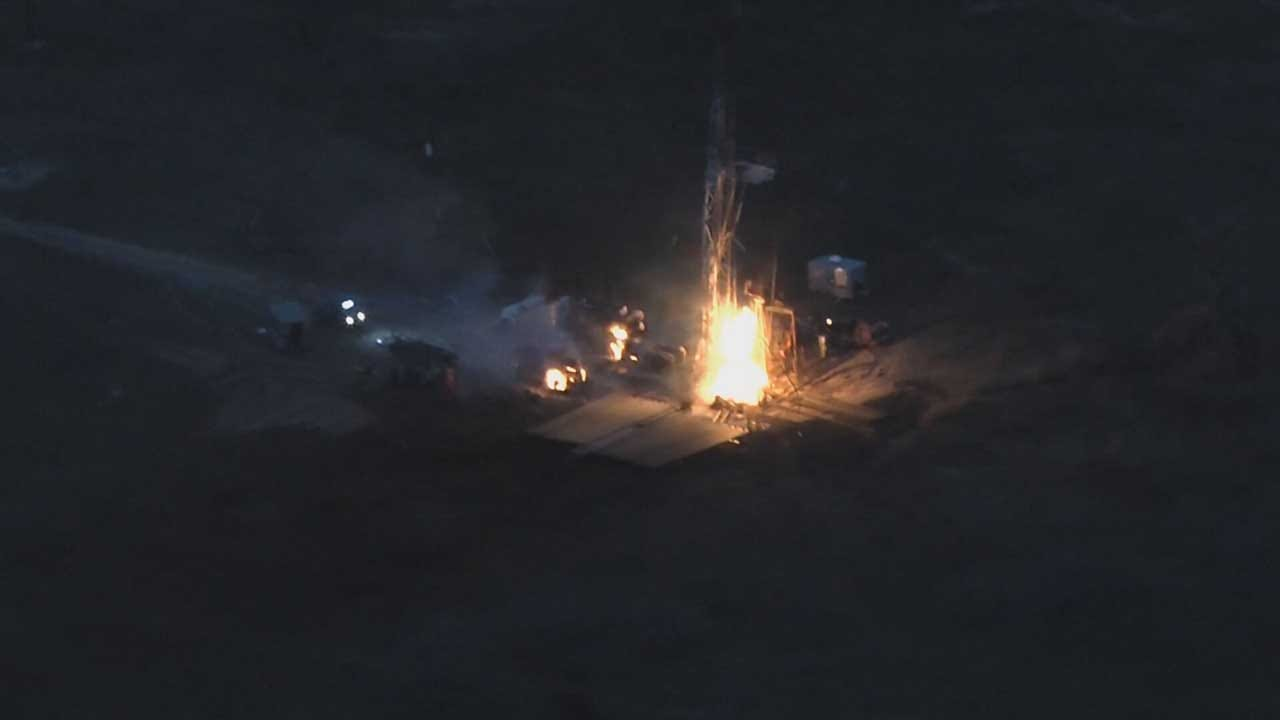 Mother Of Man Killed In Texas Well Site Explosion Intends To Sue Chesapeake