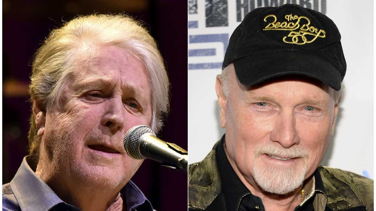 No Good Vibrations For Beach Boys, Split By Hunting Concert