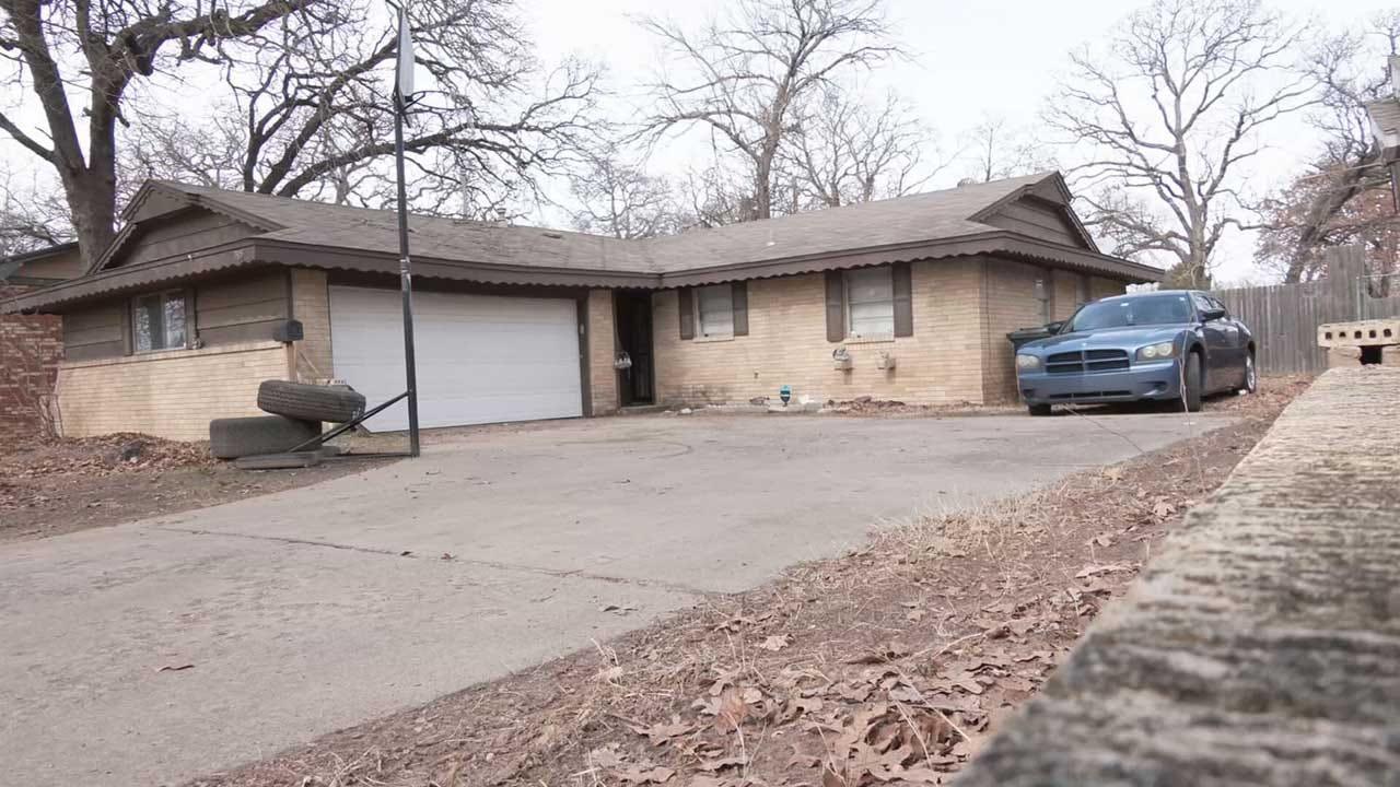 OKC Single Mother Says Children Burglarized Her Home