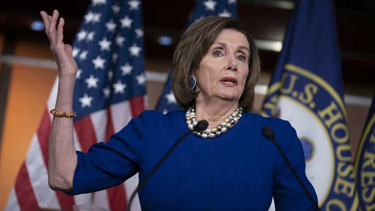 Pelosi Says Trump's State Of The Union 'Had No Contact With Reality Whatsoever'