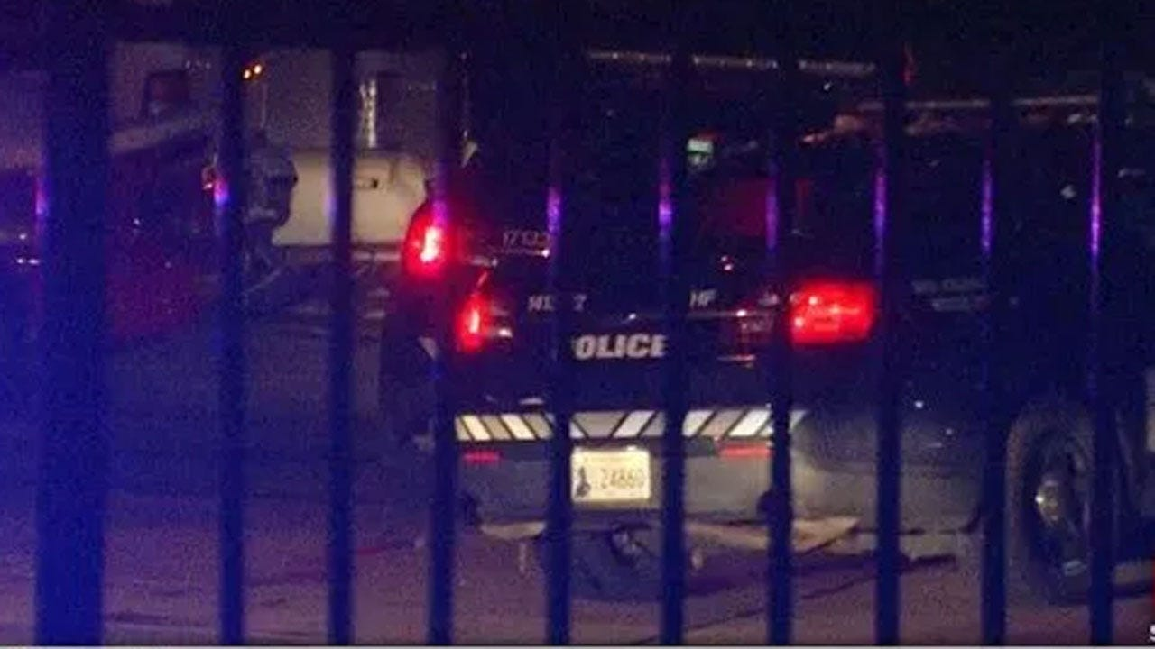 Police: 1 Shot Multiple Times While Moving Into NW OKC Apartment