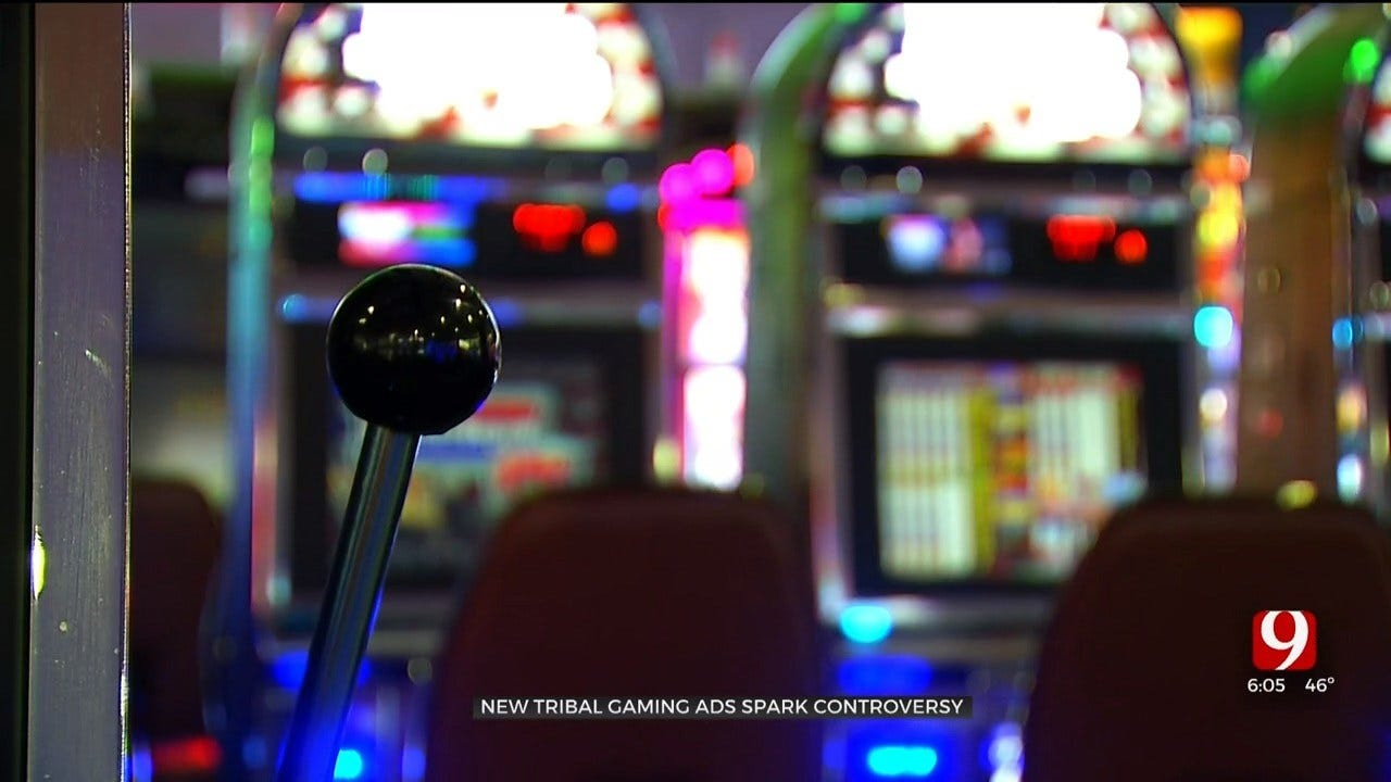 New Tribal Gaming Ads Spark Controversy