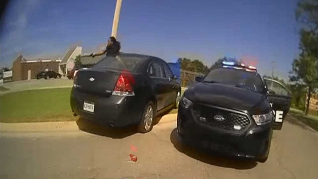 Police Release Bodycam Footage Of A Fatal Shooting Involving A Murder Suspect, Officers