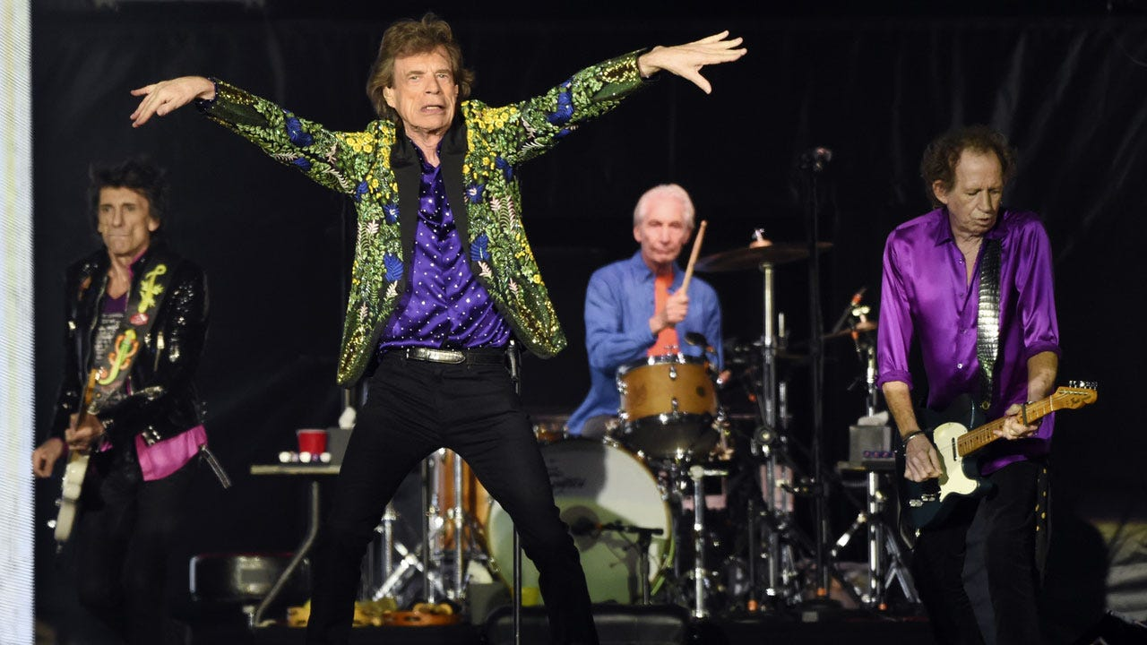 The Rolling Stones Announce 2020 'No Filter' Tour Dates