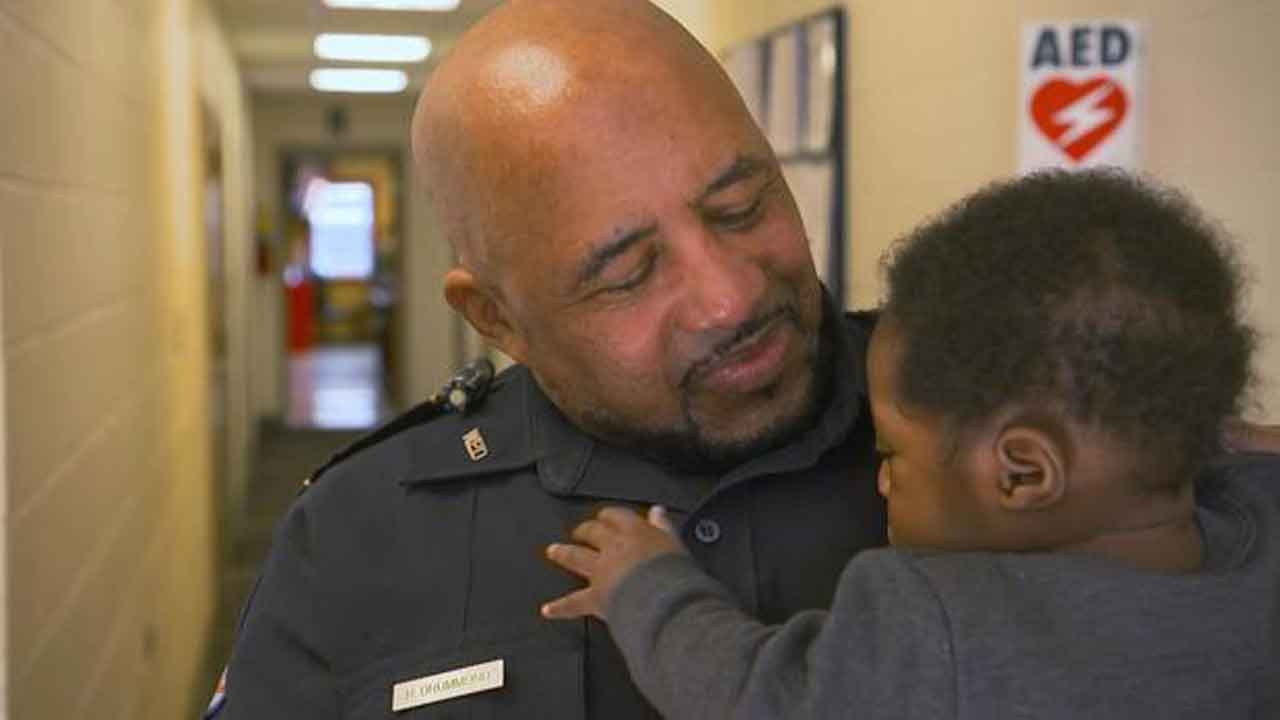 Georgia Officer Hailed As A Hero After Saving Baby's Life