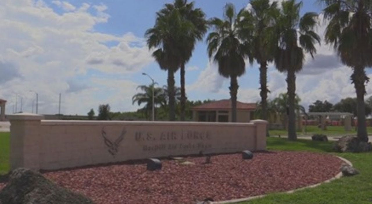 MacDill Air Force Base Lockdown Lifted After Reports Of An Active Shooter