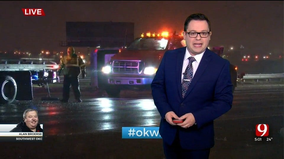 WATCH LIVE: Saturday Morning Newscast, Winter Weather Coverage
