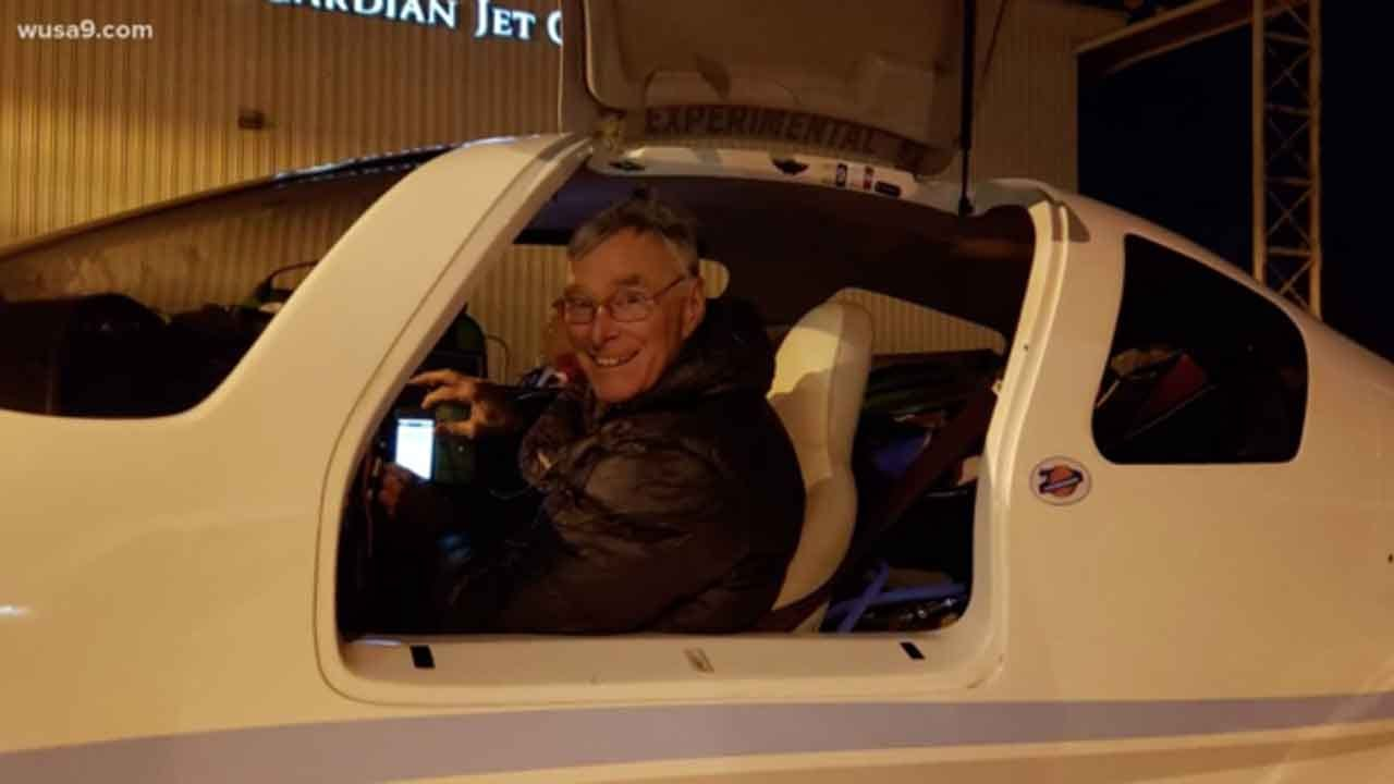69-Year-Old Man Takes Solo Flight Around The World In Plane He Built Himself