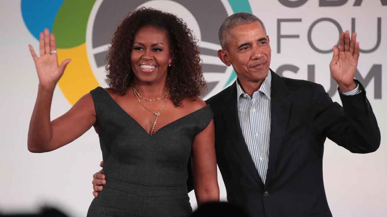 Barack, Michelle Obama's Netflix Documentary Scores Oscars Nod