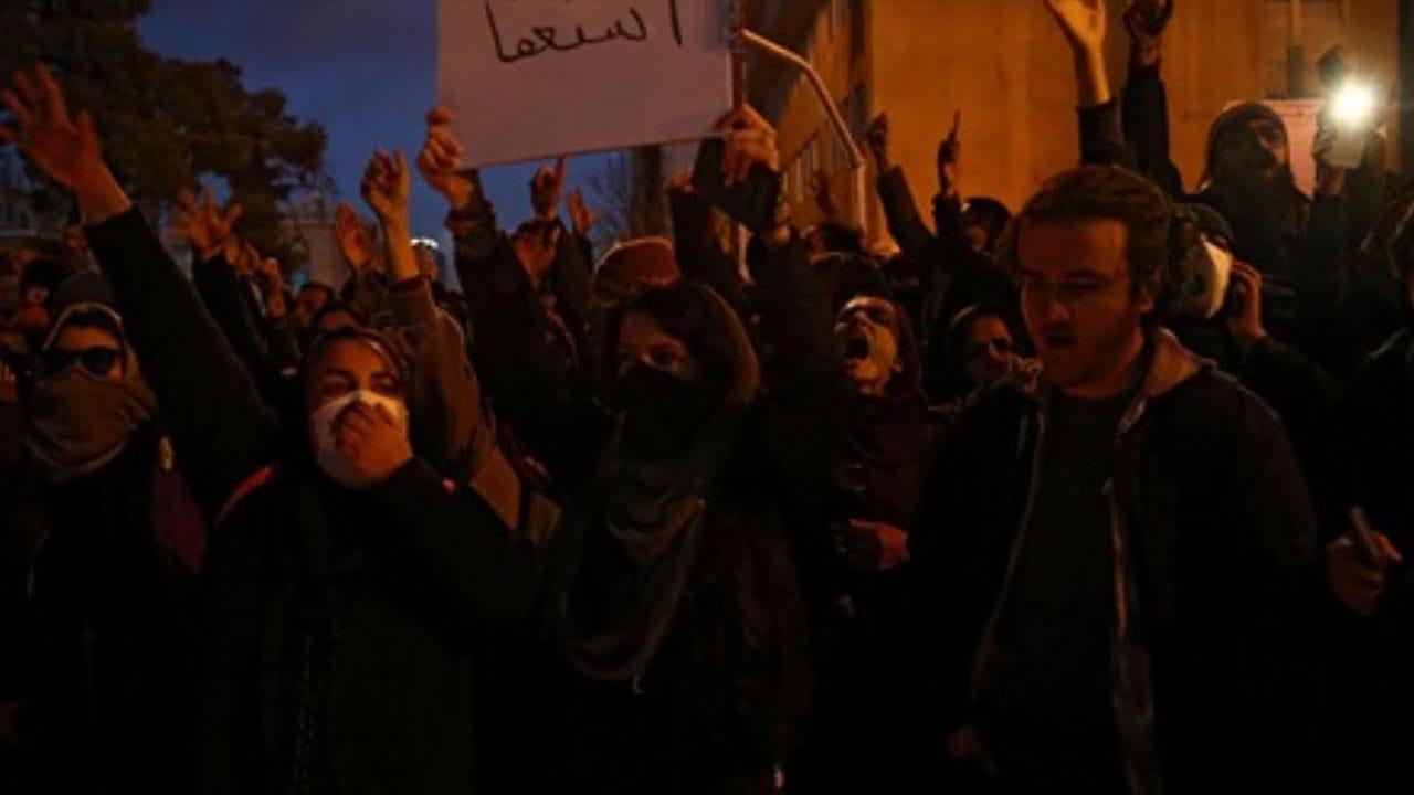 Iran Denies Shots Fired At Protesters After Trump's Warning