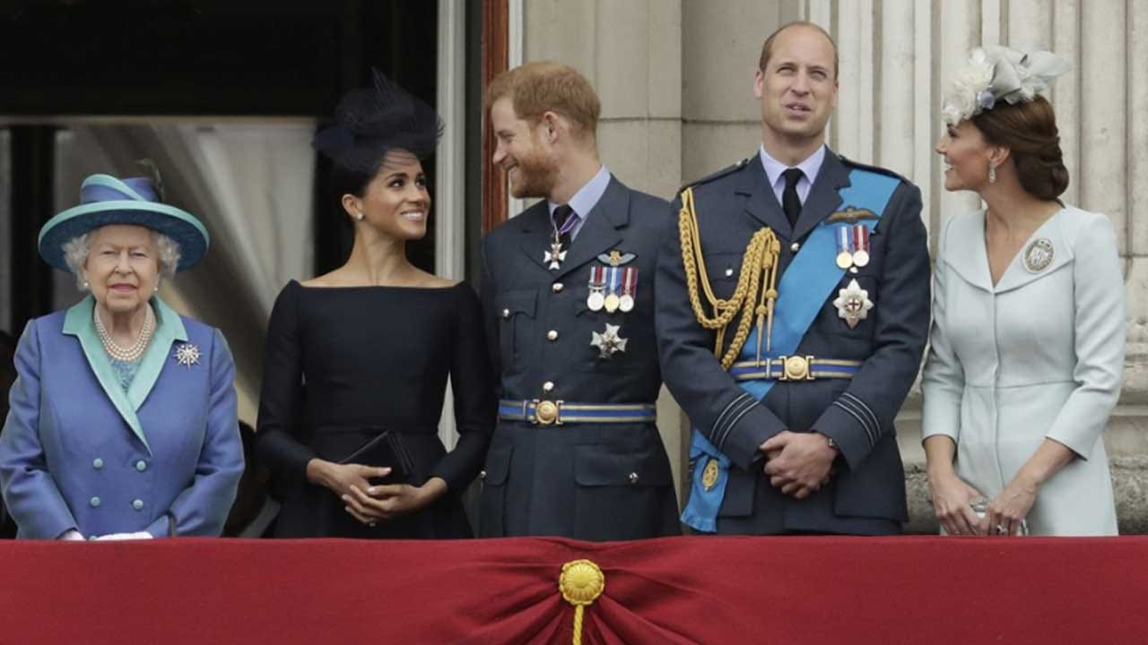 Queen 'Supportive' Of Harry, Meghan But Would Have 'Preferred' Different Decision