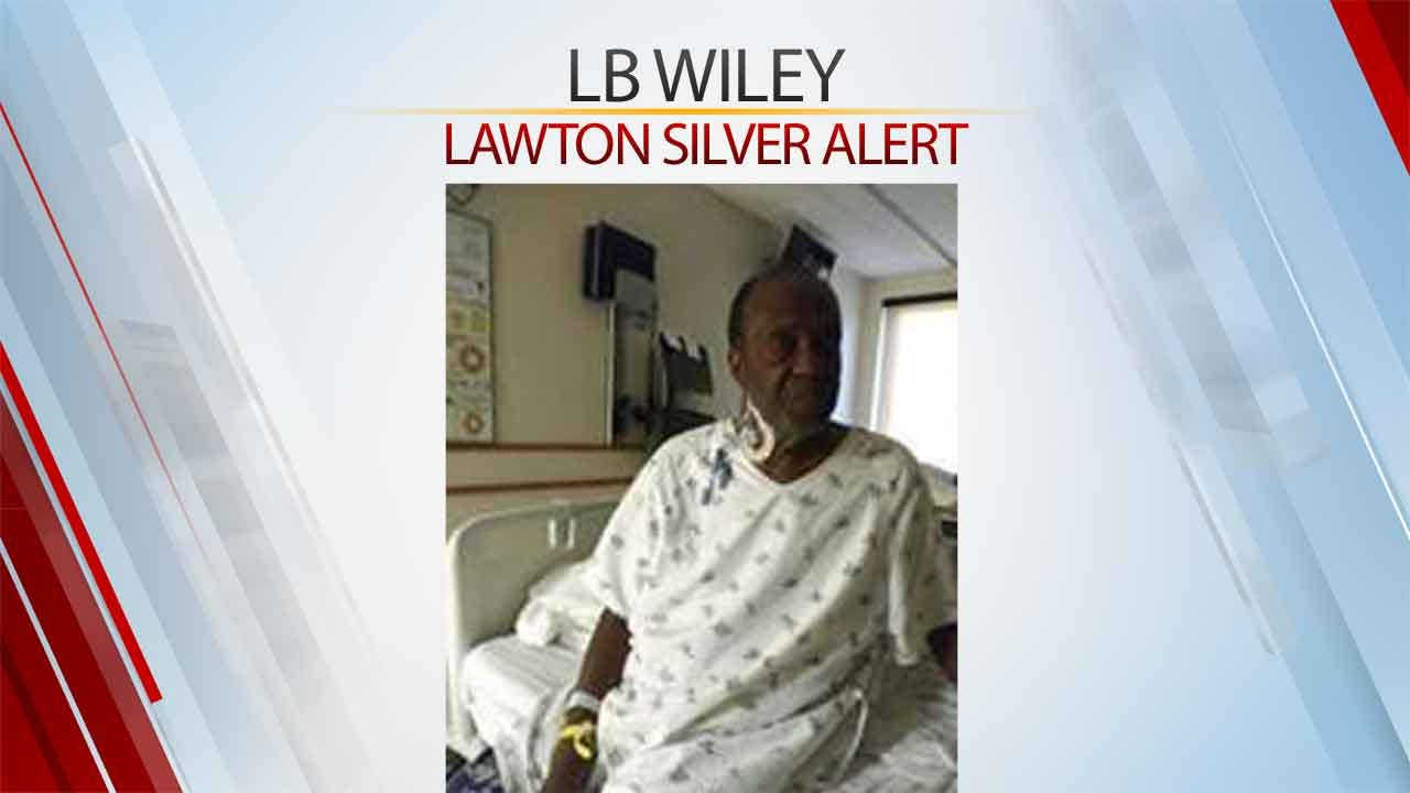 Lawton Police Cancel Silver Alert For Missing 71-Year-Old Man