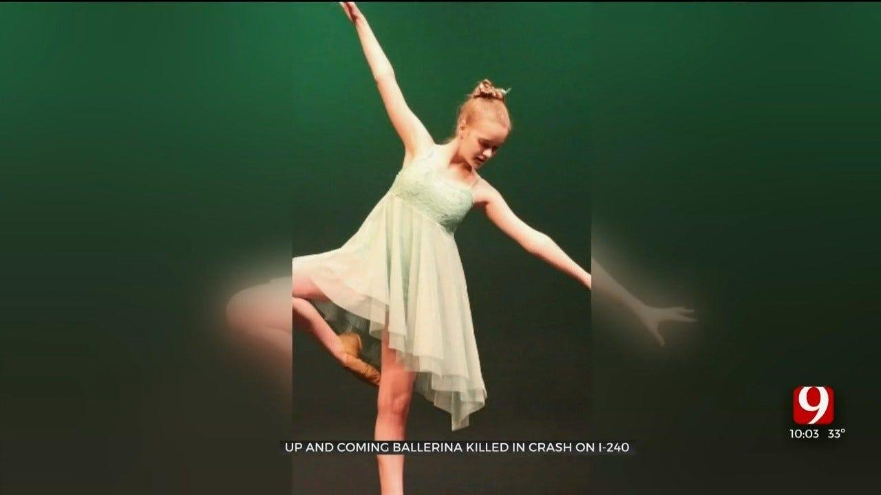 Aspiring Ballerina Killed In Crash On I-240 During Driving Lesson