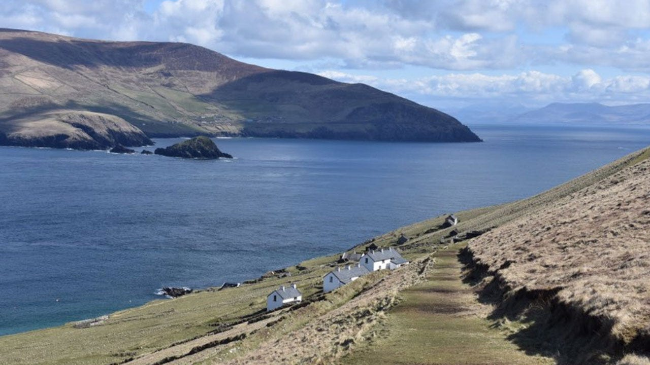 A Small Island Off The Coast Of Ireland Is Looking For 2 People To Run Its Coffee Shop