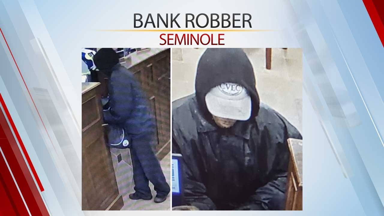 FBI Investigates Bank Robbery In Seminole