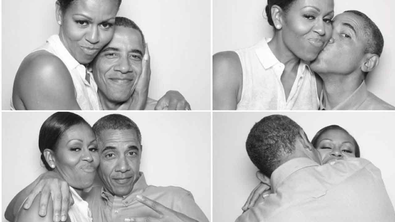Michelle Obama Gets Sweet Message From Barack On Her 56th Birthday