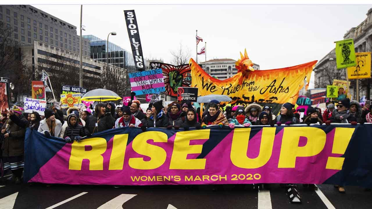 Women's Marches Kick Off Across The Country
