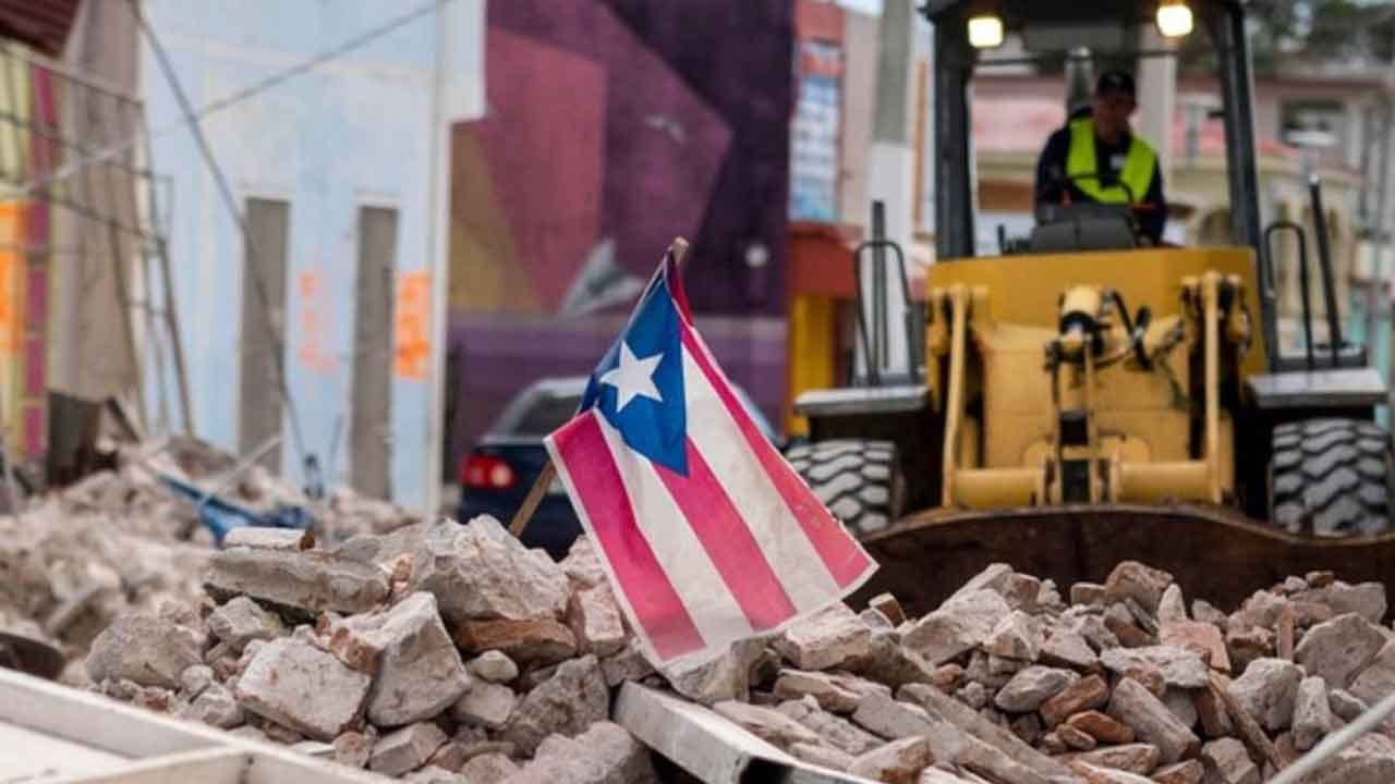 5.0 Magnitude Earthquake Hits Southern Puerto Rico Amid Ongoing Tremors