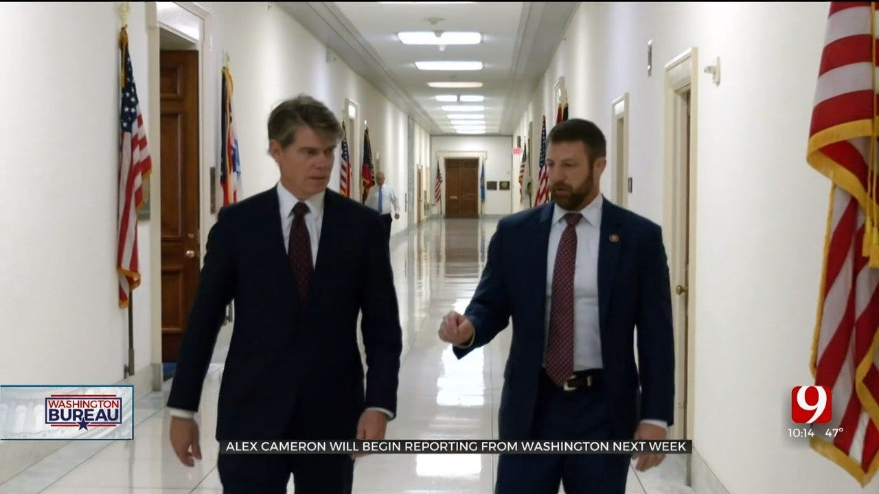 Alex Cameron To Begin Reporting From Washington On Monday