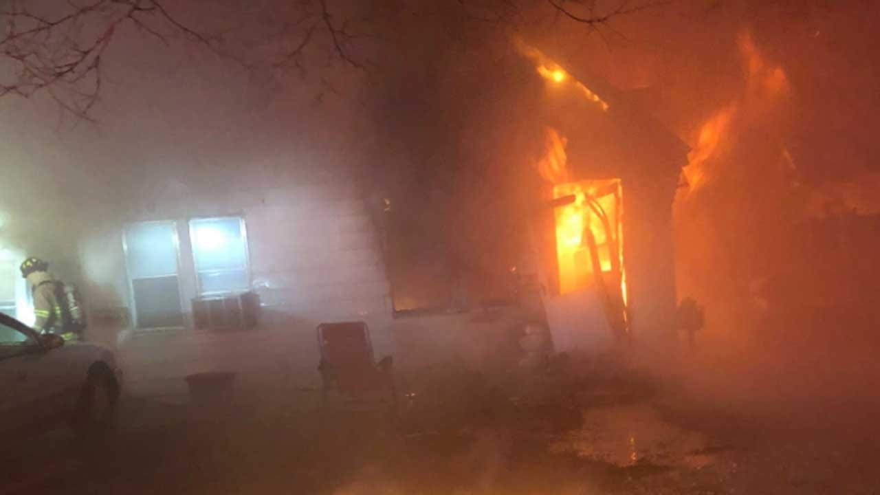 Norman Fire Department Investigates Cause Of Weekend House Fire