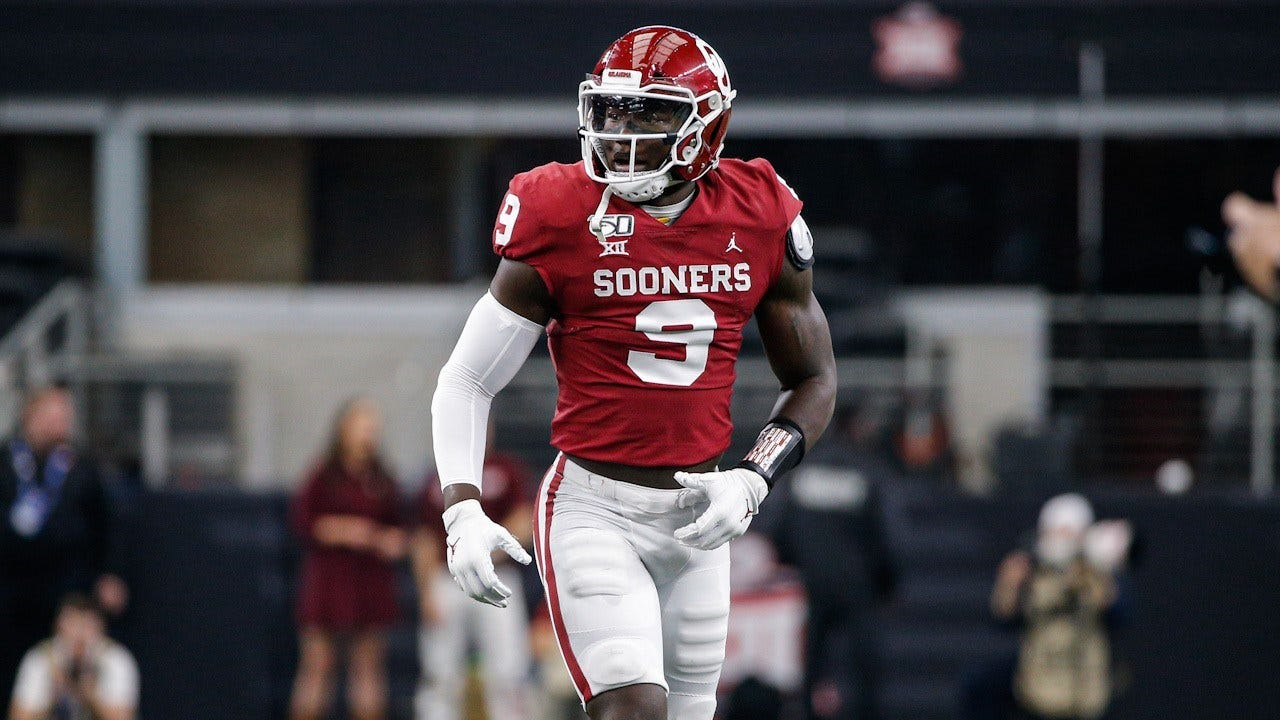 OU Linebacker Kenneth Murray Declares Intentions For 2020 NFL Draft