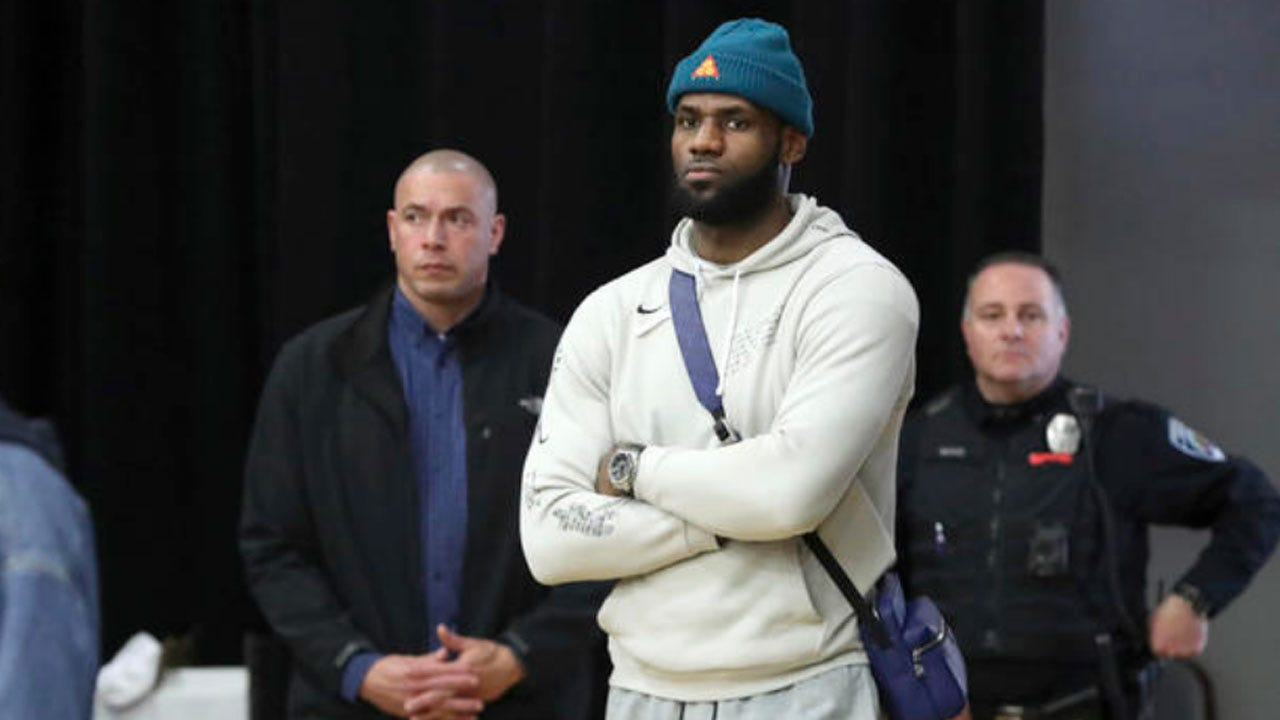 LeBron James Forms Group To Stop Black Voter Suppression