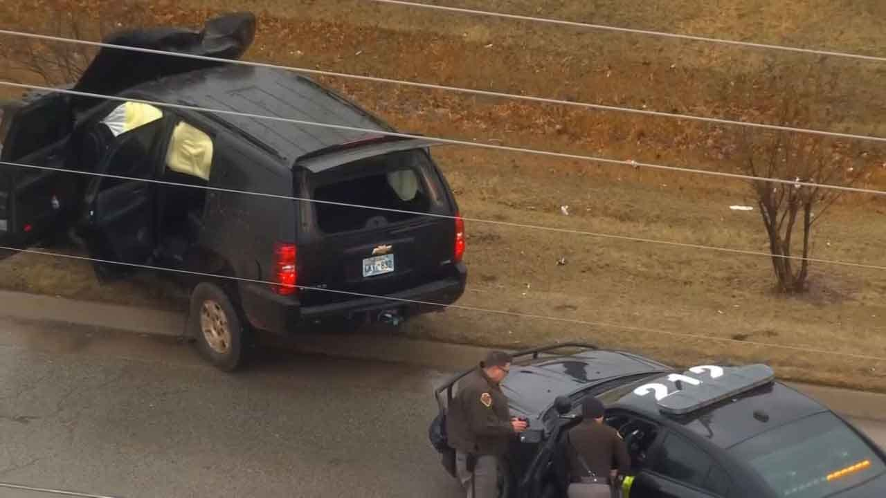 Drivers Witness Deadly Trooper-Involved Shooting In Moore