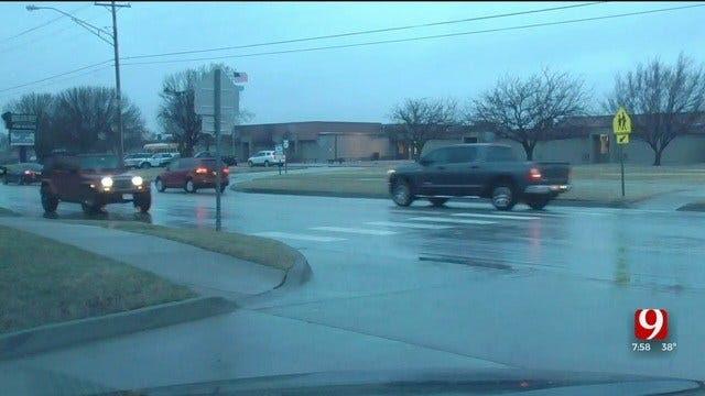 Emergency Crews Respond After Student Hit By Vehicle Near Moore Junior High