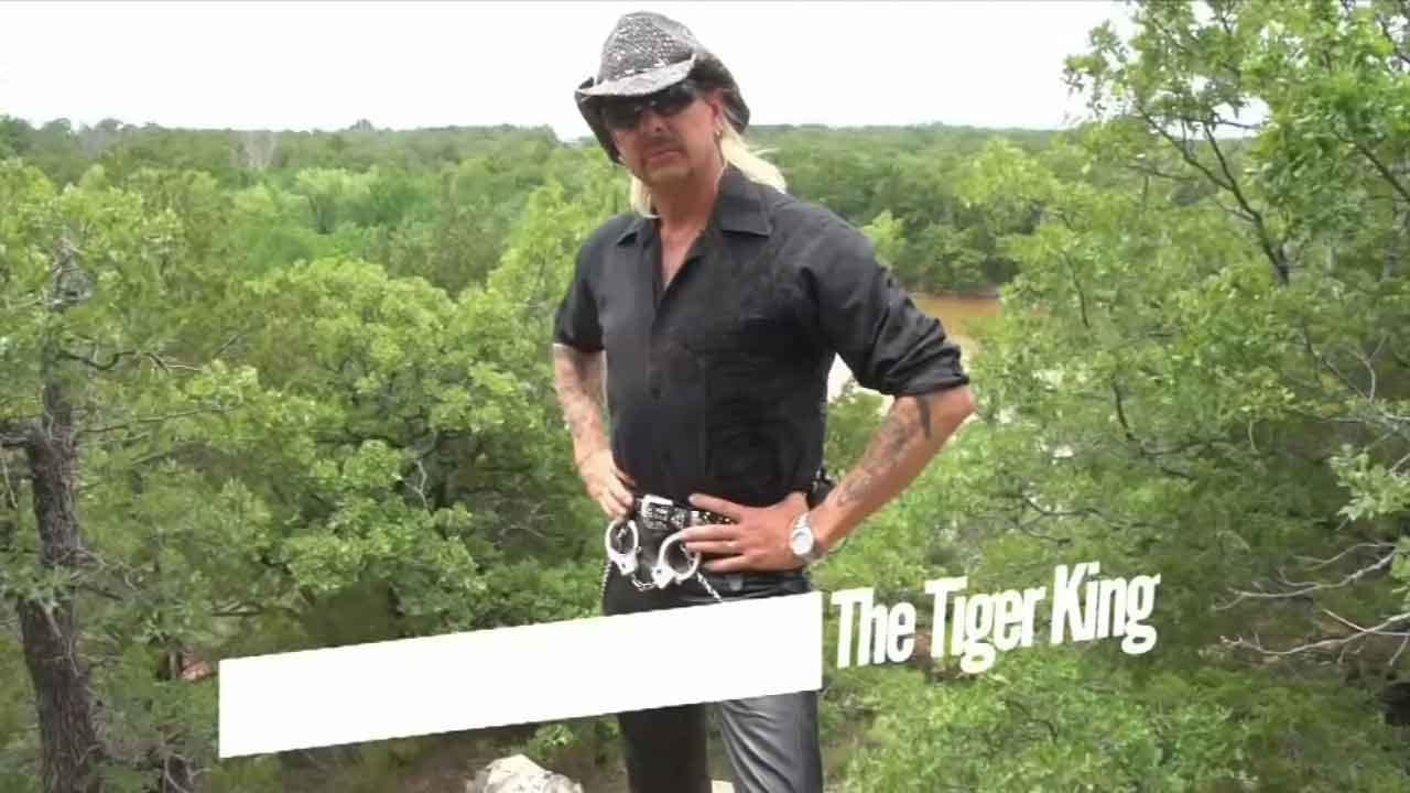 Federal Appeals Court Orders Joe Exotic To Be Resentenced, Upholds His Conviction