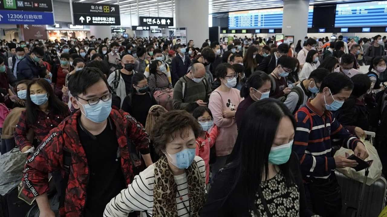 Chinese Authorities Locking Down Cities In An Unprecedented Bid To Contain Virus