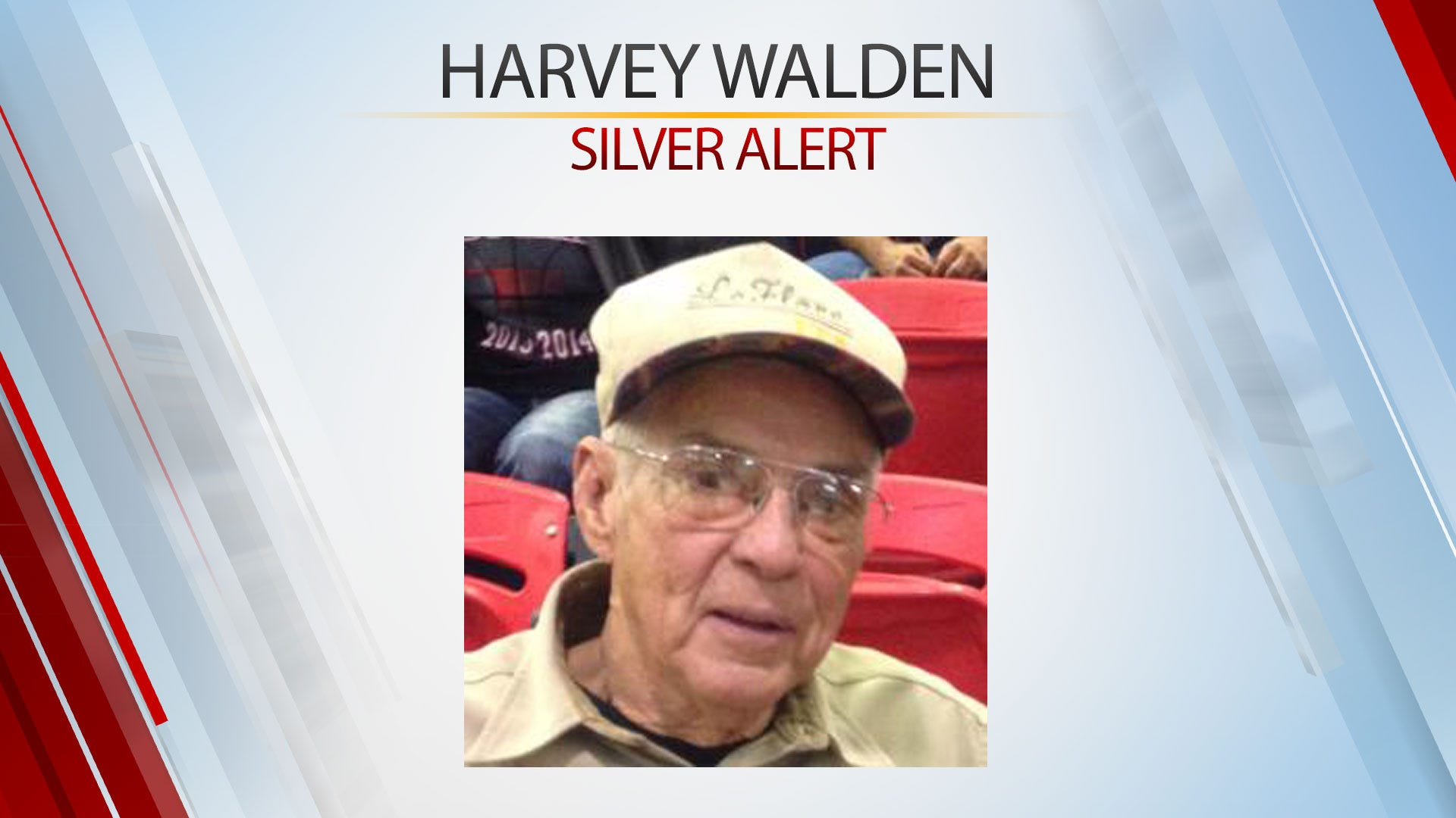 LeFlore County Sheriff's Issue Silver Alert For Missing 84-Year-Old Man