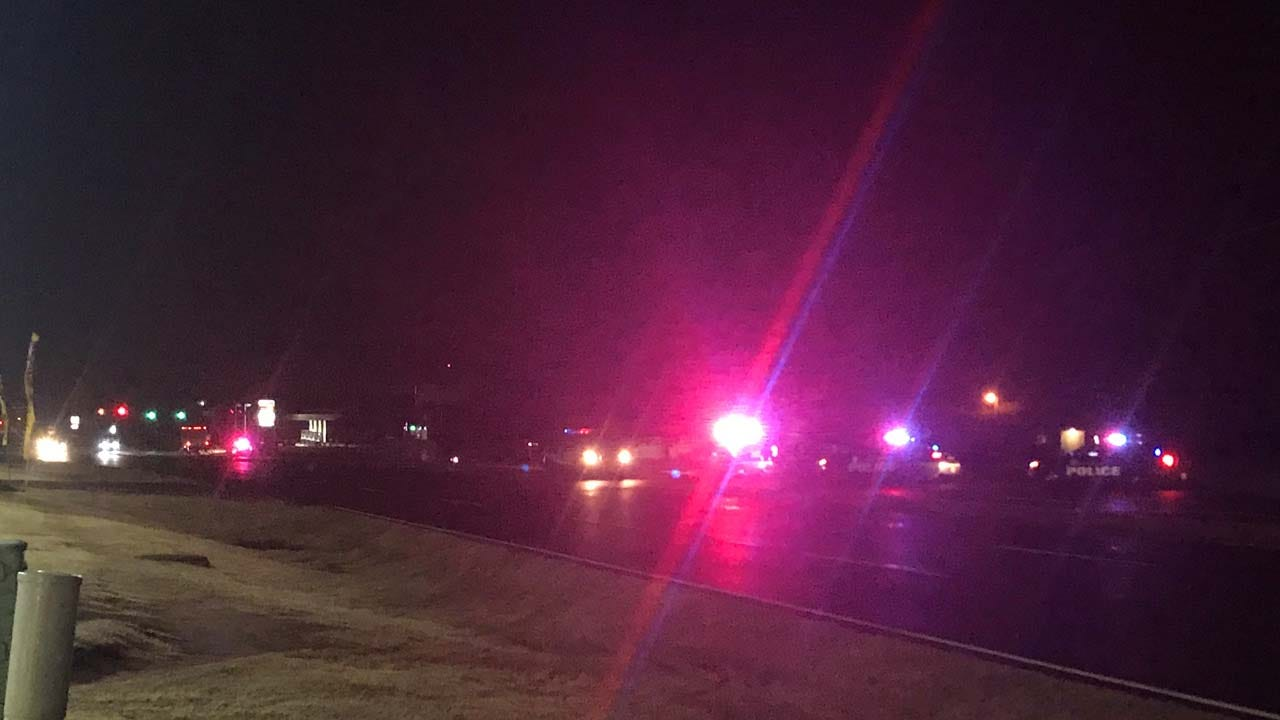OKC Police Investigate Deadly Crash On NW Expressway
