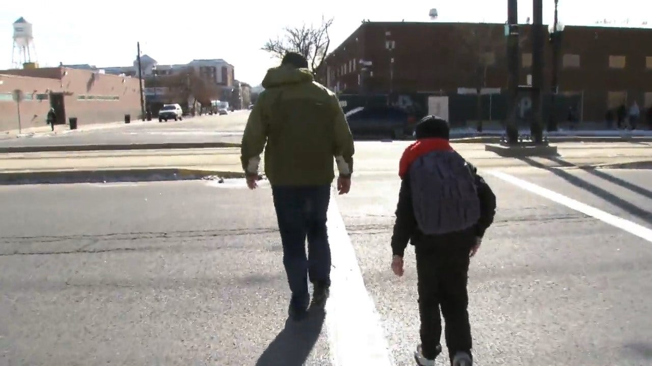 Father, Son Duo Determined To Help The Homeless One Meal At A Time