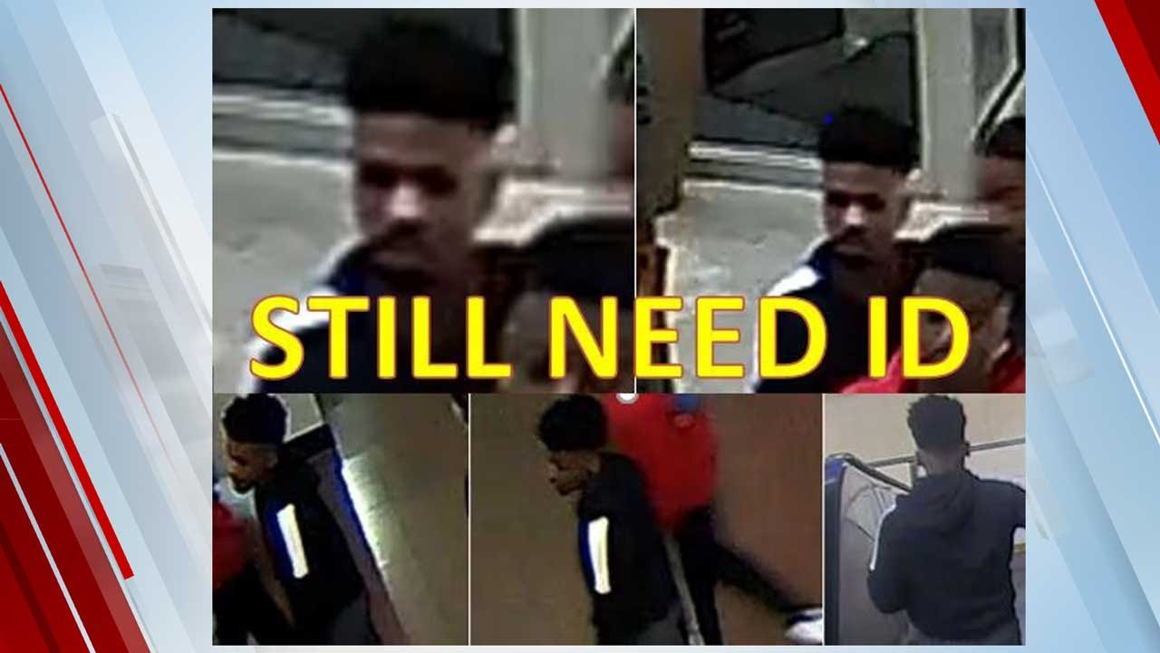 OKC Police Release New Photos Of Suspect In Penn Square Mall Shooting, Arrest 2 Of 3 Men With Him