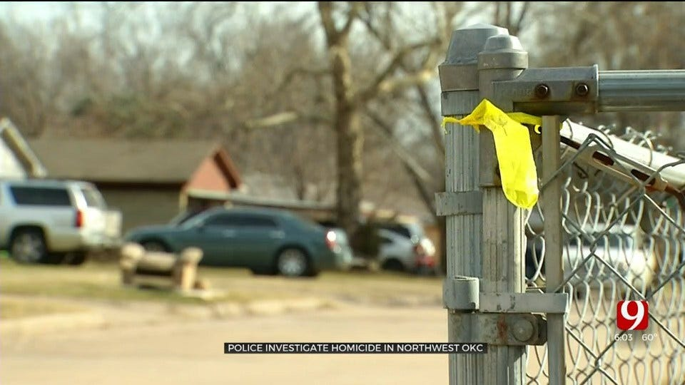 Police Identify Man Killed In NW OKC Shooting