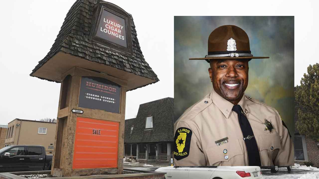 Police: Illinois Woman Fatally Shoots Retired Trooper Before Turning Gun On Herself