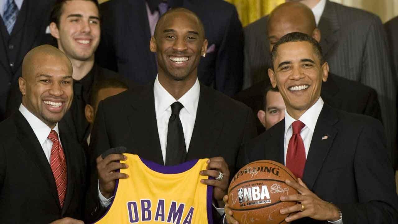 'Kobe Was A Legend': Former President Barack Obama Mourns Kobe Bryant
