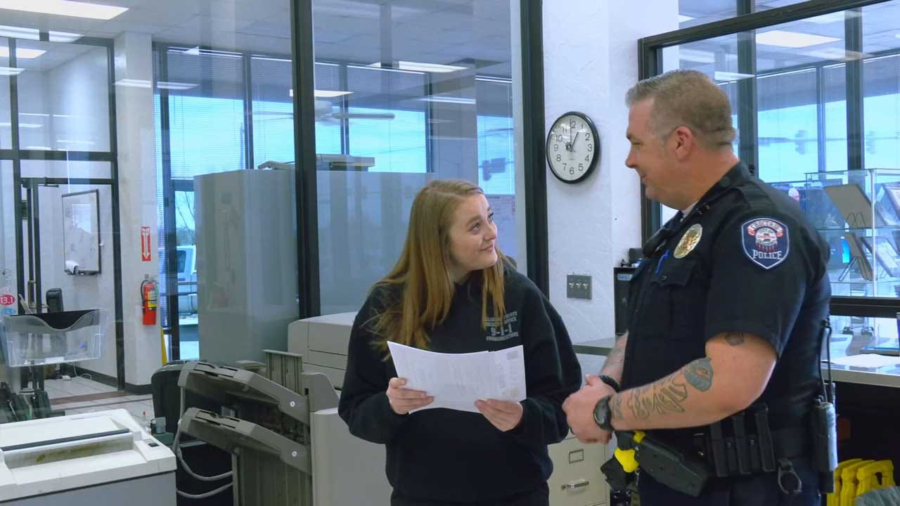 Choctaw PD Plans Fundraiser To Help Okla. Co. Dispatcher In Need Of A Kidney