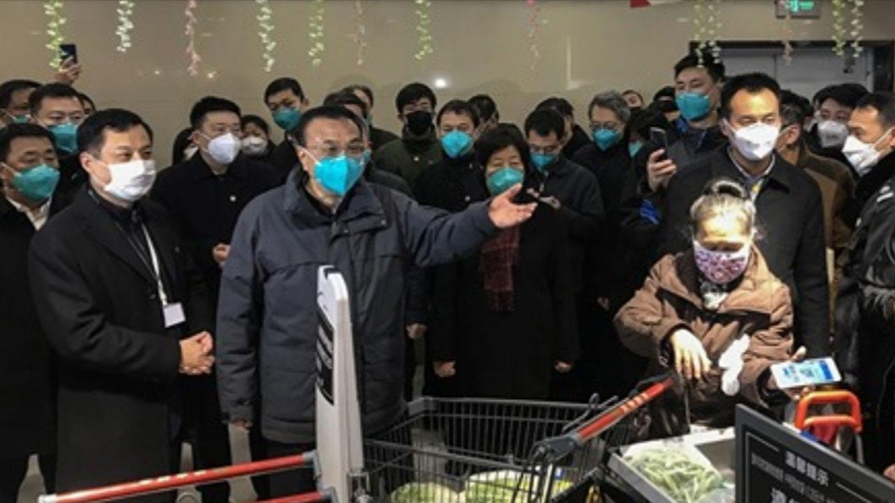 Coronavirus Outbreak Worsened By Slow Response, Chinese Official Admits As Global Emergency Declared