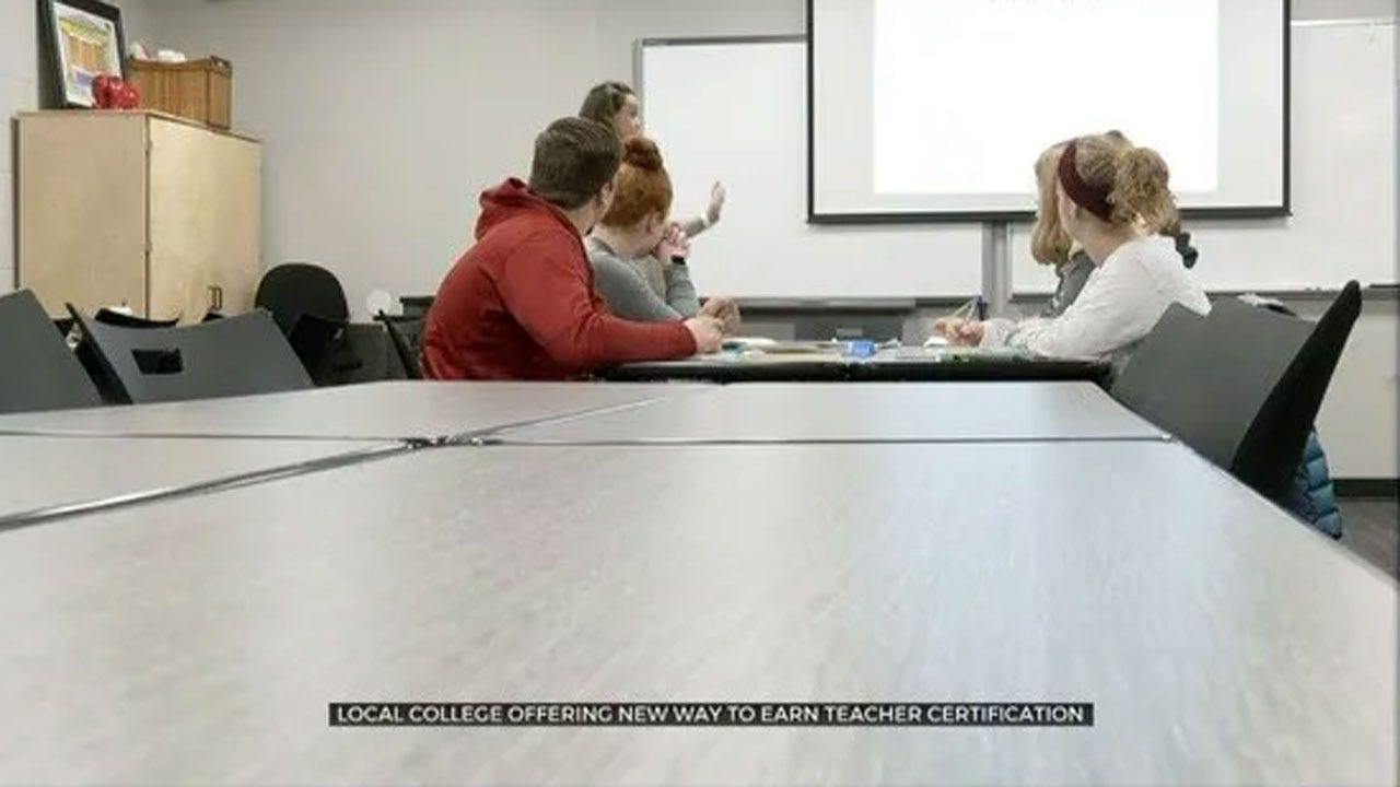 Oklahoma Christian Offering New Alternative Certification Program For Aspiring Teachers