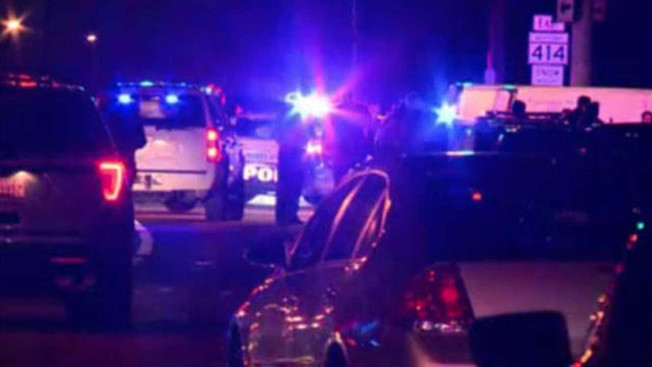 Man Who'd Been Handcuffed Fatally Shot By Officer In Police Car