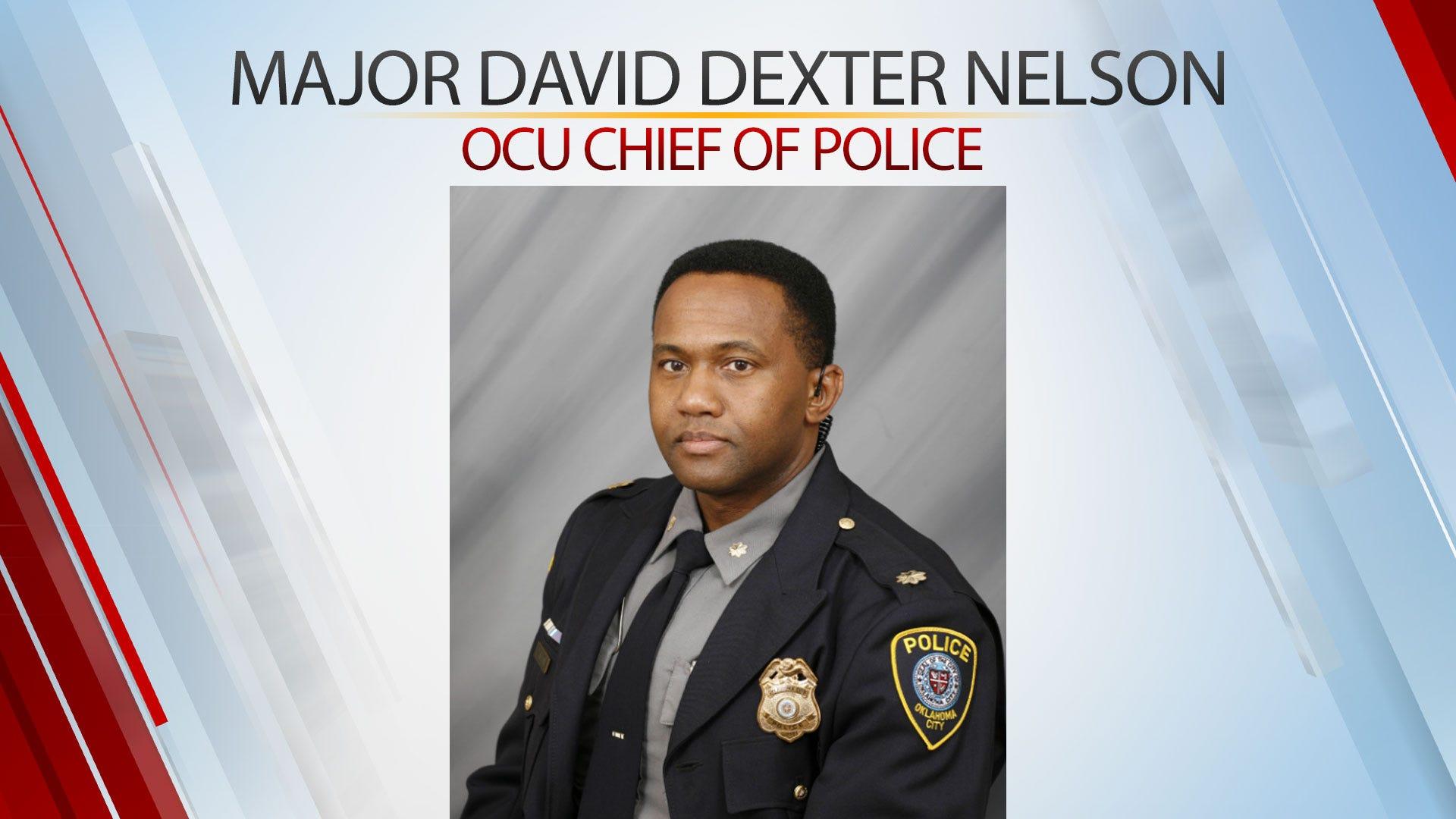 OCU President Announces Major David Dexter Nelson As Chief Of Police At University