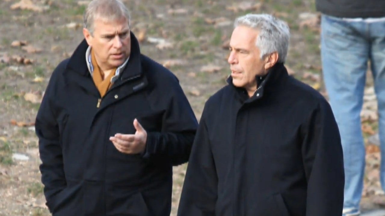 Prince Andrew Has Provided 'Zero Cooperation' In Jeffrey Epstein Case, Prosecutor Says